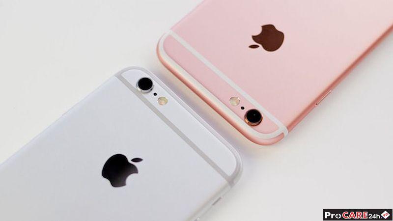 Camera iPhone 6, 6S Plus có bị trầy xước không?