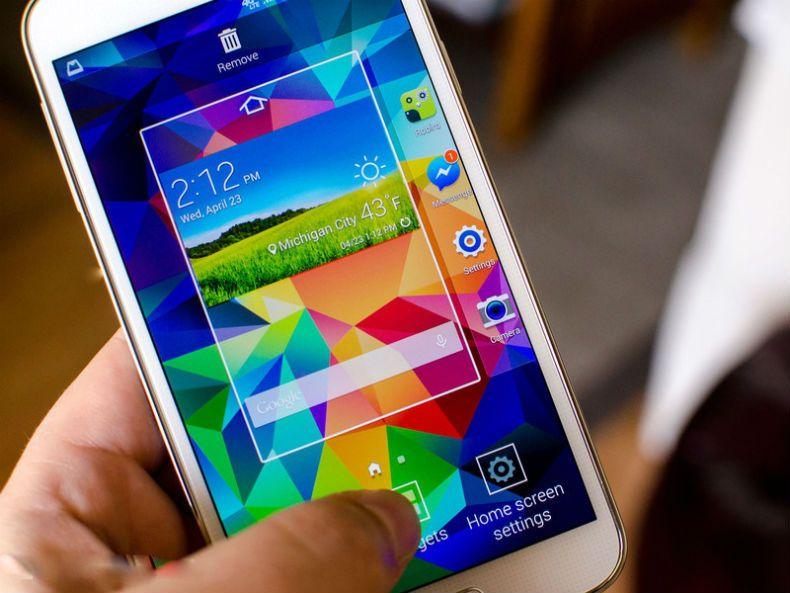 Thay màn hình Samsung Galaxy S5 giá tốt ở HCM