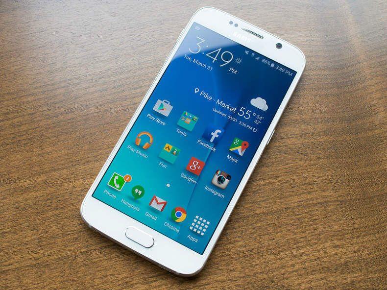 Thay màn hình Samsung Galaxy S6 nhanh, lấy liền