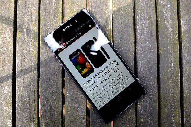 Thay màn hình Sony Z2 nhanh, chất lượng ở HCM