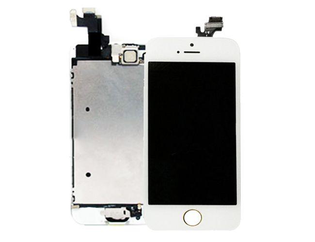 Mặt trước và mặt sau của màn hình iPhone 5