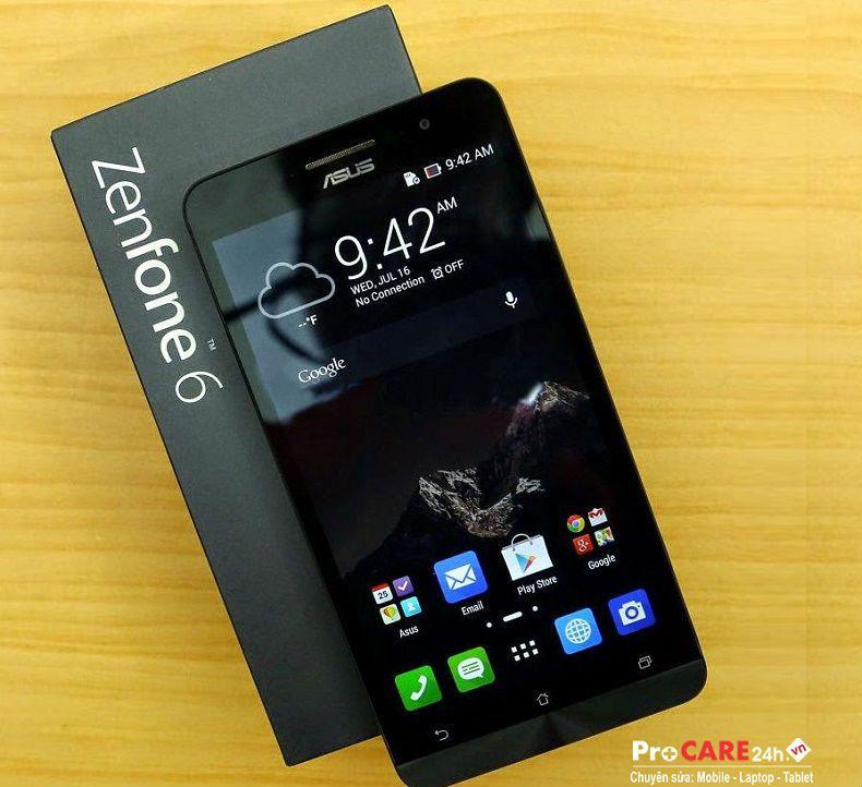Thay mặt kính camt ứng Zenfone 6 giá rẻ