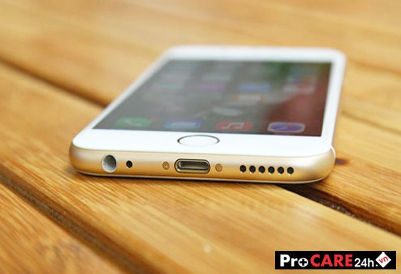 Thay jack tai nghe iPhone 6 Plus mới