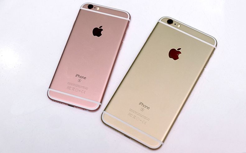 Thay vỏ iPhone 6S mới
