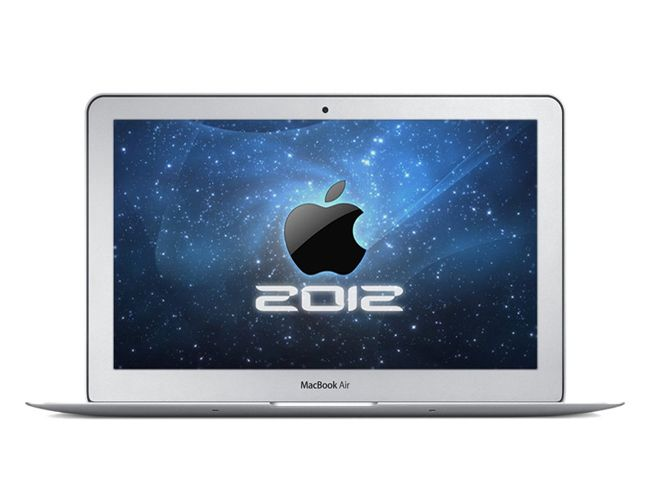 Macbook Air MD232 Core i7/256GB - 13 inch (2012)