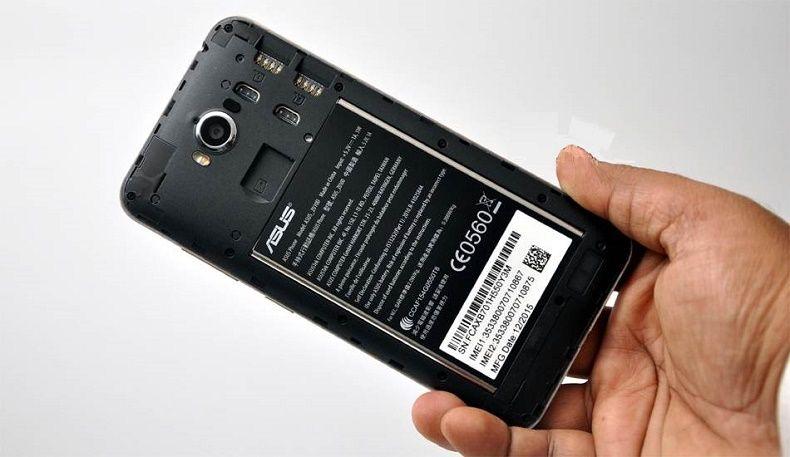 Thay pin Zenfone Max cho điện thoại giá rẻ , chính hãng