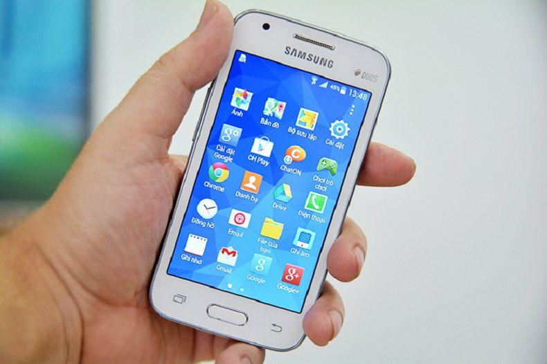 Thay màn hình Samsung Galaxy V giá rẻ